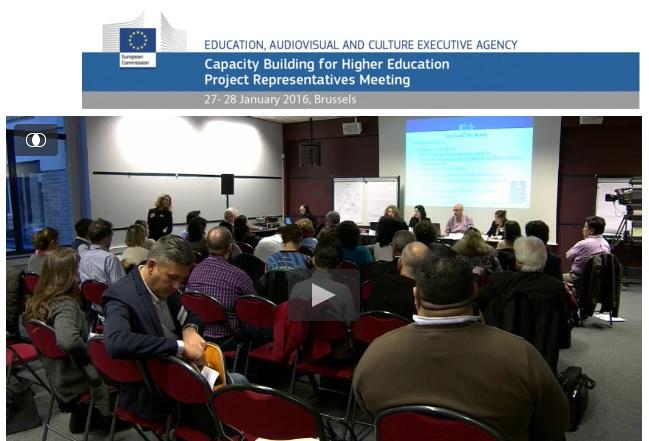 MOOC-Maker en reunión de coordinación Erasmus+