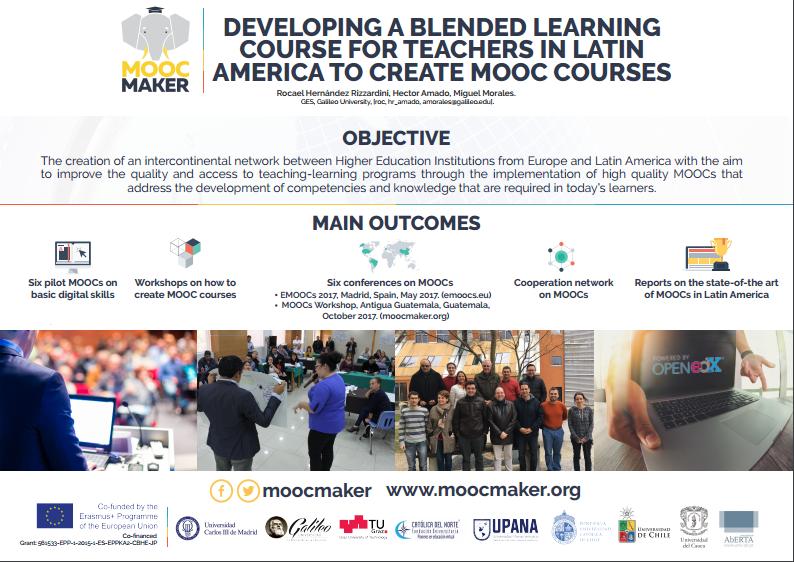 Conferencia aprendiendo con MOOCs