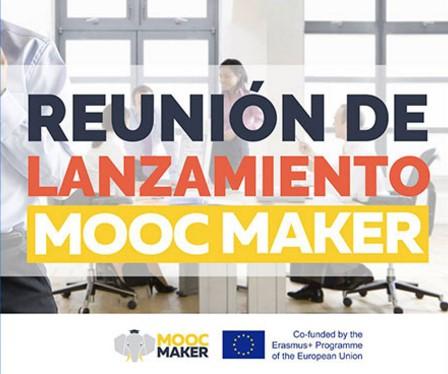 Reunión de lanzamiento de MOOC-Maker