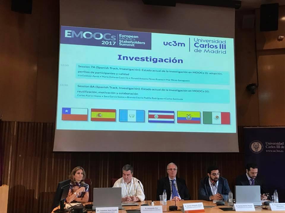 eMOOCs 2017 conferencias en español