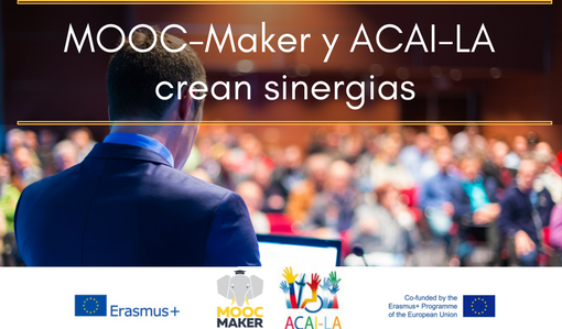 MOOC-Maker and ACAI-LA projects create synergies