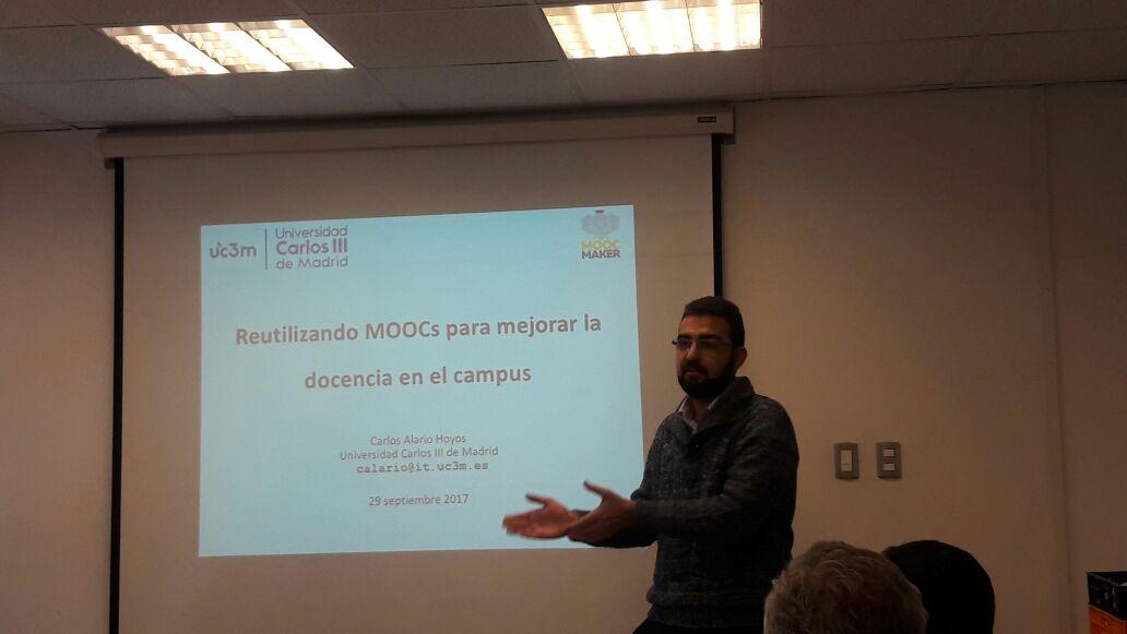 Reutilizando MOOCs para mejorar la docencia en el campus