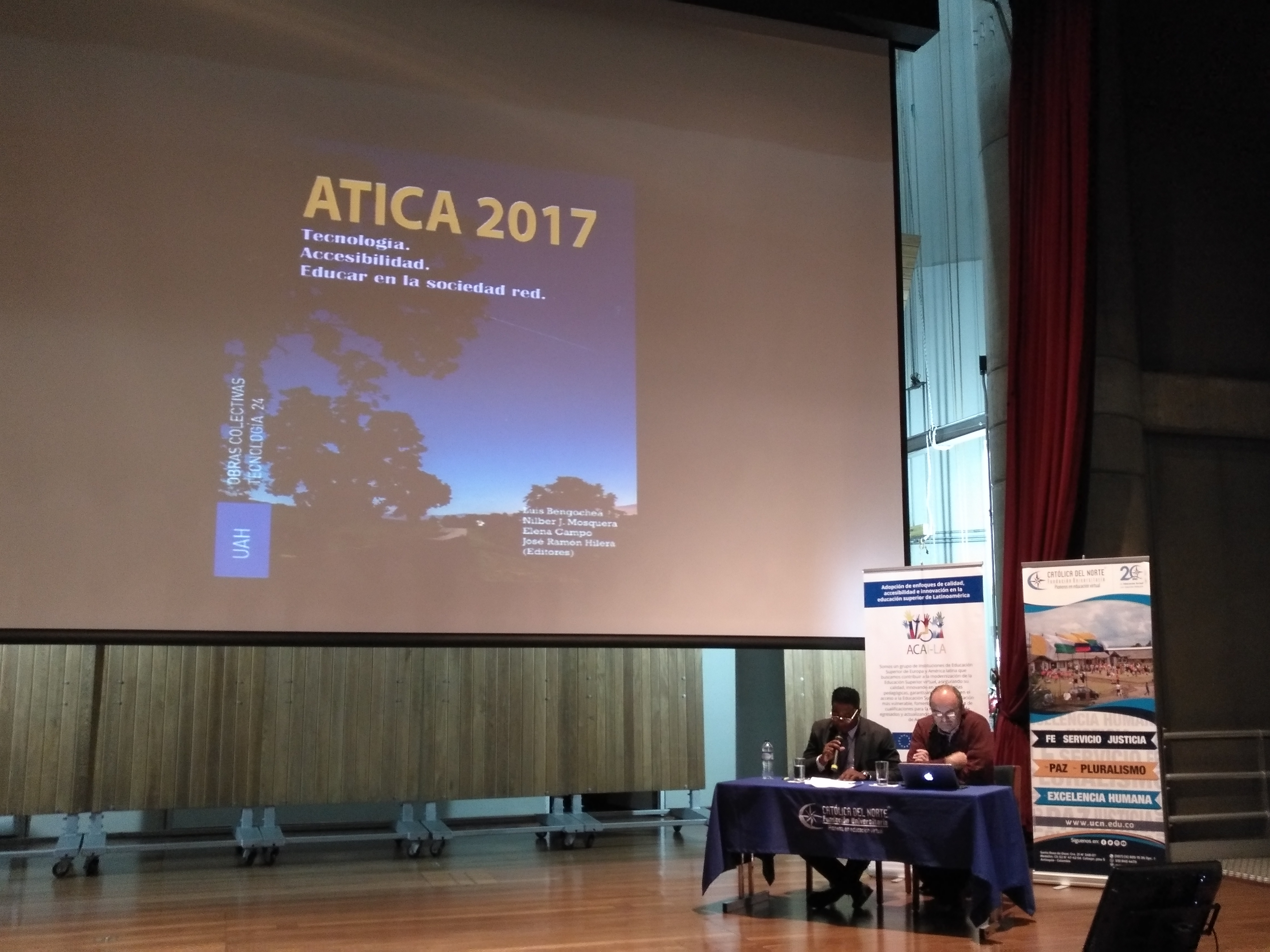MOOC-Maker partners in ATICA 2017